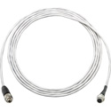 Laird CCA5-MF-7-P Plenum Sony CCA5-Equivalent Extension ONLY Cable with Hirose 8-Pin M to F White- 7 Foot
