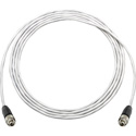 Laird CCA5-MM-7-P Plenum Sony CCA5-Equivalent Control Cable with Hirose 8-Pin M to  M White- 7 Foot