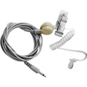 RTS CES-2 Complete IFB Earpiece Set with Coiled Acoustic Tube