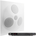 Pure Resonance Audio CFSS-SD5RMA120BT Conference Room System with SD5 & Amplifier with Bluetooth