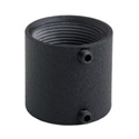 Chief CMA270 Threaded Pipe Coupler - Black