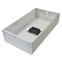 Chief CMA480W Column Storage Shelf - White