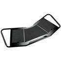 Chief FCA613 Large Height-Adjustable Accessory Storage Shelf - Black