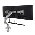 Chief K1D22HSXRH Kontour K1D Dynamic Desk Mount Dual Monitor Array Reduced Height