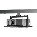 Chief LCDA230C Non-Inverted Universal Ceiling Projector Mount - 17.75 Inch Tray Depth - 23.25 Inch Max Width