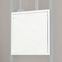 Chief PAC526FCW Large In-Wall Storage Box with White Flange and Cover
