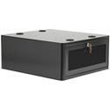 Chief PAC735A Secure PC/Laptop Storage Cabinet for TV Carts