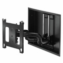 Chief PNRIWUB Large Low-Profile In-Wall Swing Arm Mount - 22 Inch