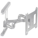 Chief PNRUS Large Flat Panel Swing Arm Wall Display Mount - 25 Inch Extension