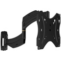 Chief TS118SU Small THINSTALL Dual Swing Arm Wall Display Mount - 18 Inch Extension