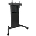 Chief XPA1UB X-Large Fusion Manual Height Adjustable TV Cart