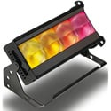 Chroma-Q CHCF212RGBA Color Force II 12-Inch 2400K Lumen RGBA LED Light - Black