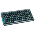G84-4100 Ultraslim Keyboard - Black