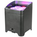 Chauvet Freedom Par Quad-4 - Wireless - Battery-operated - 4-color LED Par- D-Fi