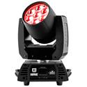 Chauvet ROGUE R1 WASH Compact Wash Mover w/ 7 15-Watt Quad LED & 8-30 Degree Zoom Range