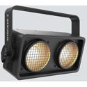 Chauvet DJ SHOCKER2 Dual Zone Blinder Stage Light with Warm White 85-Watt COB LEDs