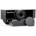 ClearOne 910-2100-020 UNITE 20 Pro 1080p@30 Full HD Webcam with 120deg Ultra Wide-Angle Field-of-view for PC or Laptop