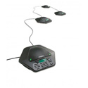 ClearOne 910-158-500-02 MAXAttach PLUS TWO Tabletop Conference Phone Bundle with 4x Phone Units & 1x Base Unit