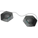Clear One MAXATTACH plus 2 - Wired Tabletop Conferencing Phone - (4 Phones 1 Base unit and Cable)