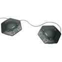 Clear One MAXATTACH - Wired Tabletop Conferencing Phone - (2 Phones 1 Base Unit and Cables)