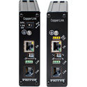 Patton CL1151E/PAFA/RJ45/EUI-2PK CopperLink CL1151E Dante over Copper 10/100 Extender