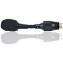 Clear-Com 110/100 100mm short Gooseneck mic