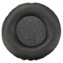 Clear-Com 506108Z Leatherette Replacement Ear Pad for CC-300/400 Intercom Headsets
