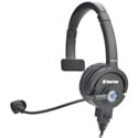 Clear-Com CC-110-X5 Premium Lightweight Single On-Ear Standard Headset - 5-Pin XLR