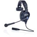 Clear-Com CC-300-Y5 Single Ear Intercom Headset -  XLR Female 5-pin