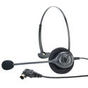Clear-Com HS16 Single-muff Lightweight Headset with Directional Microphone