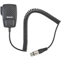 Clear-Com PT-8-X4 Compact Hand-Held Dynamic Microphone w /  50-16kHz Frequency Response