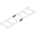 Ladder Stringer Junction Hardware