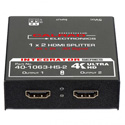 Calrad 40-1063-HS-2 HDMI 1 x 2 Ultra HD 4K Splitter