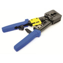 Calrad 72-RJ45TOOL RJ45 Crimping Tool for Feedthru Connectors