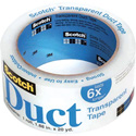 3M 2120 Clear Duct Tape
