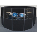Clearsonic IPD IsoPac D - Drum Isolation Booth
