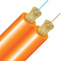 Cleerline D50125MOM2P 50/125 Indoor/Outdoor SSF-S Fiber Cable 1000 foot