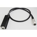 Custom Camera Cable Link Ikegami EIAJ 26-Pin Female to Sony EIAJ 14-Pin Cable 4-Foot