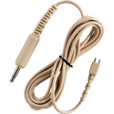 Photo of Telex CMT-98 Telethin Announcer Earset Cable with 3.5mm Mini Connector  - 5 Foot
