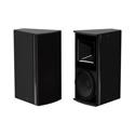 Community IP6-1122/26B Medium Power 12-inch Two-Way Installation Loudspeaker - 120x60 - Black