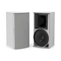 Community IP6-1152/66W Medium Power 15-inch Two-Way Installation Loudspeaker - 60x60 - White