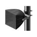 Community PMB-2RR Pole Mount Bracket. Single/Dual Loudspeakers. Pan-Tilt