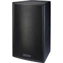 Community V2-1296B Full-Range 2-Way Loudspeaker - 12-Inch 90 X 60 - Black