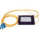 Camplex CMX-SM1X3LC-001 Singlemode LC Fiber Optic 1x3 Splitter Cable - 1 Foot