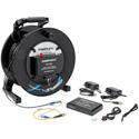 Camplex CMX-TACNGO-HDMI HDMI to Fiber Optic Converter / Extender & Tactical Cable Reel System - 1000 Foot