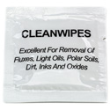 Camplex CMX-TL-1301 Cleaning Wipes IPA 99% Pure Isopropyl Alcohol - 50 pack
