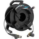 Camplex CMX-TROCMTPMX095 opticalCON MTP/MTP OM3 Multimode 12 Fiber Xtreme Cable W/GT380 Reel - 95 Meters