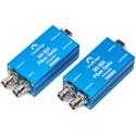 Canare CB-1010 3G-SDI to LC Fiber Optic Extender  /  Converter with 12 Mile Range