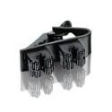 Countryman AEMWDCLIPB EMW Double Tie Clip (Black only)