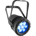 Chauvet COLORado 1 Quad Zoom IP65 Indoor / Outdoor Wash Light with Seven Osram RGBW LEDs